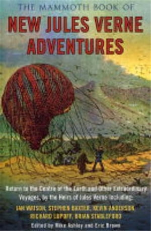 The Mammoth Book of New Jules Verne Stories