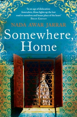 Book Somewhere, Home by Nada Awar Jarrar