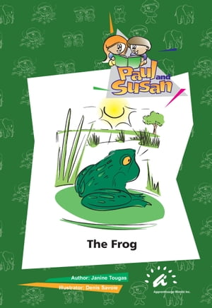 The Frog by Janine Tougas