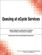 Queuing at eCycle Services by Chuck Munson