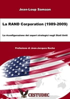 La RAND Corporation (1989-2009) by Jean Loup Samaan