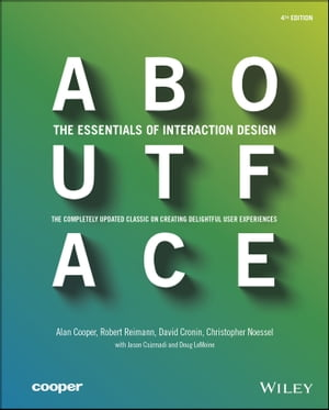 About Face The Essentials of Interaction Design