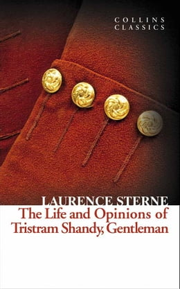 Book Tristram Shandy (Collins Classics) by Laurence Sterne
