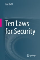 Ten Laws for Security by Eric Diehl
