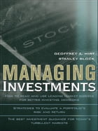 Managing Investments
