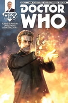 Doctor Who: The Twelfth Doctor #15 by Robbie Morrison