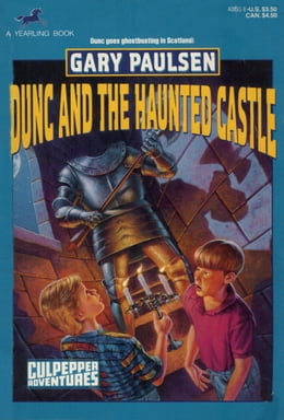 Book DUNC AND THE HAUNTED CASTLE by Gary Paulsen