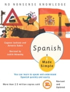 Spanish Made Simple: Revised and Updated by Judith Nemethy
