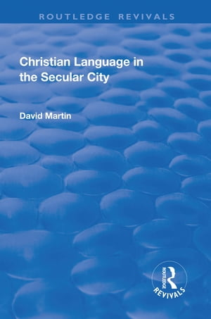 Christian Language in the Secular City