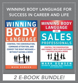 Book Winning Body Language for Success in Career and Life EBOOK BUNDLE by Mark Bowden