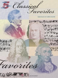 Classical Favorites (Songbook): Five-Finger Piano