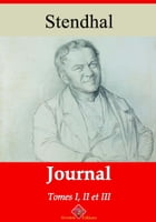 Journal tome I, II et III: Nouvelle édition enrichie , Arvensa Editions by Stendhal