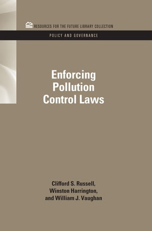 Enforcing Pollution Control Laws