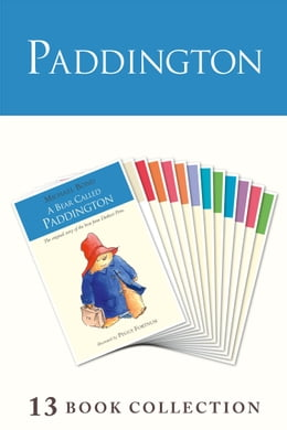 Book Paddington Complete Novels (Paddington) by Michael Bond