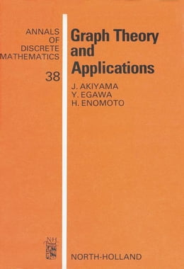 Book Graph Theory and Applications by Akiyama, J.
