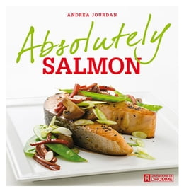 Book Absolutely salmon by Andrea Jourdan