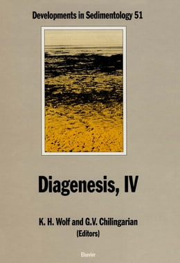 Book Diagenesis, IV by Chilingarian, G.V.