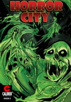 Horror City Vol.1 #2 by Mayern Brien