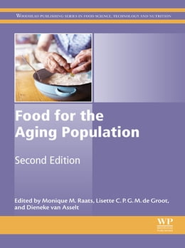 Book Food for the Aging Population by Monique Raats