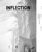 Inflection 01 : Inflection: Journal of the Melbourne School of Design by Bernard Cache