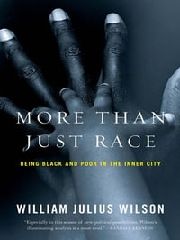 More than Just Race: Being Black and Poor in the Inner City (Issues of Our Time)