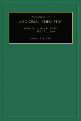 Book Advances in Medicinal Chemistry by Reitz, A. B.