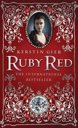 Book Ruby Red by Kerstin Gier