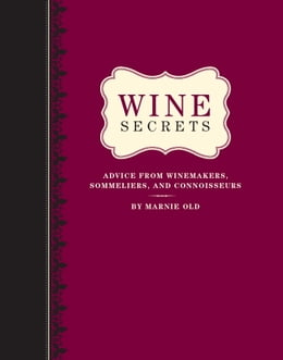 Book Wine Secrets by Marnie Old