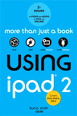 Book Using iPad 2 (covers iOS 5) by Bud E. Smith