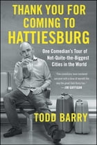 Thank You for Coming to Hattiesburg Cover Image