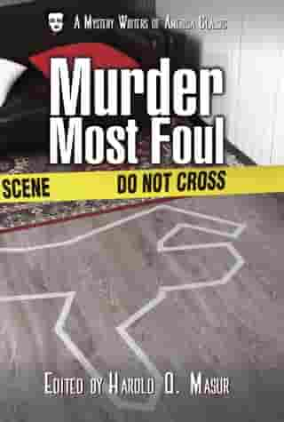 Murder Most Foul: A Mystery Writers of America Classic Anthology, #9