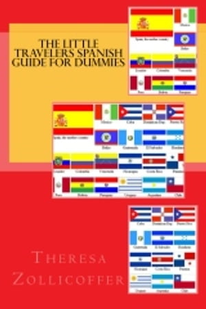 The Little Travelers Spanish Guide for Dummies