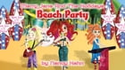 Merry Jane and the Holidays Beach Party by Nancy Hahn