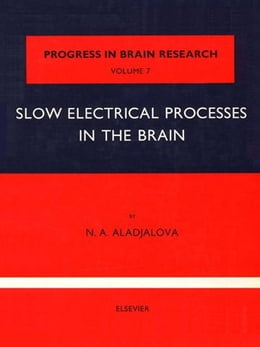 Book Slow Electrical Processes in the Brain by Aladjalova, N.A.