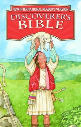 Book NIrV, Discoverer's Bible for Early Readers, Revised Edition, eBook by ZonderKidz