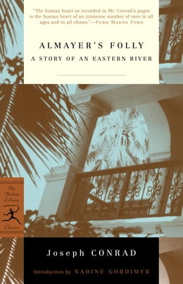 Book Almayer's Folly: A Story of an Eastern River by Joseph Conrad