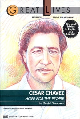 Book Cesar Chavez: Hope for the People by Cloverdale Press