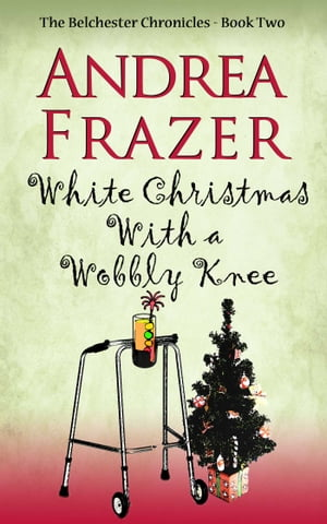 White Christmas with a Wobbly Knee by Andrea Frazer