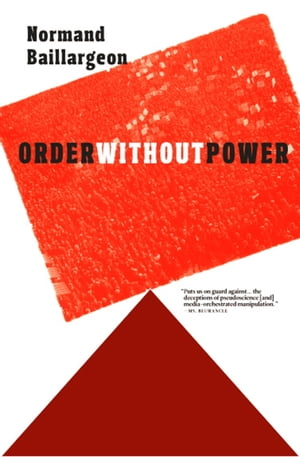 Order Without Power An Introduction to Anarchism: History and Current Challenges