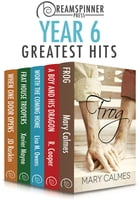 Dreamspinner Press Year Six Greatest Hits by JD Ruskin