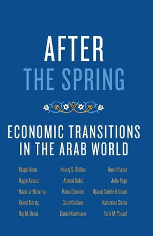After the Spring:Economic Transitions in the Arab World Economic Transitions in the Arab World