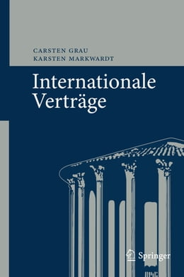 Book Internationale Verträge by Carsten Grau