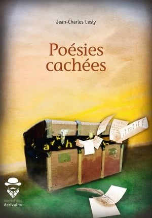 Poésies cachées by Jean-Charles Lesly