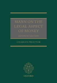 Mann on the Legal Aspect of Money