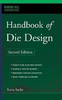 Book Handbook of Die Design by Suchy, Ivana