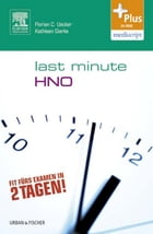 Last Minute HNO by Florian C. Uecker