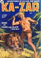 Book One of Ka-Zar: King Of Claw And Fang by Bob Byrd