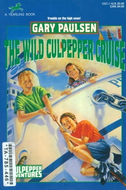 Book The Wild Culpepper Cruise by Gary Paulsen