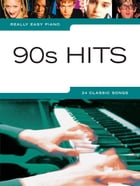 Really Easy Piano 90s Hits by Wise Publications