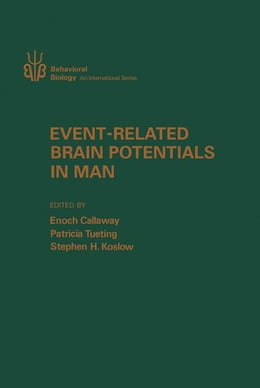 Book Event-Related Brain Potentials in Man by Callaway, Enoch